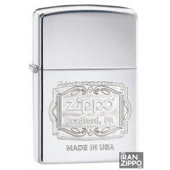 فندک اصل زیپو مدل 29521 | آمریکا | کلاسیک