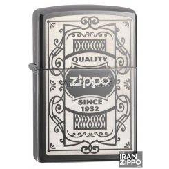 فندک اصل زیپو مدل 29425 | آمریکا | کلاسیک