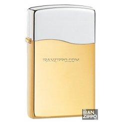 Zippo 30209 | Gold Plated | Butane