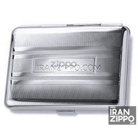 Zippo Metal Cigarette Case