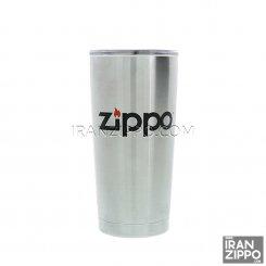 Zippo Chrome Travel Mug