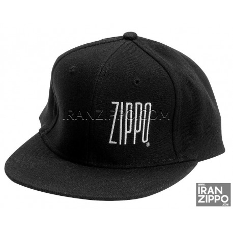 Black Zippo Hat
