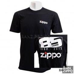 Zippo Black 85th Anniversary Tee