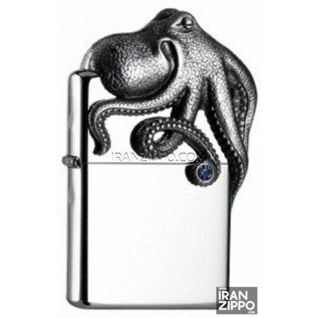 Zippo Octopus 3D | EU | LTD