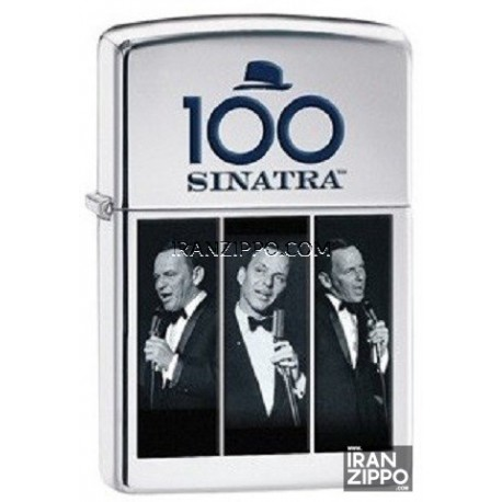 Zippo Frank Sinatra | USA | LTD
