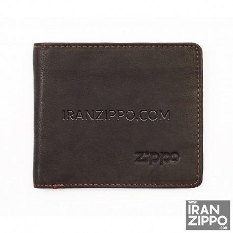 Zippo Wallet | Mocha