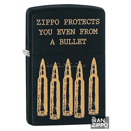Zippo 28762 | USA | Bullet