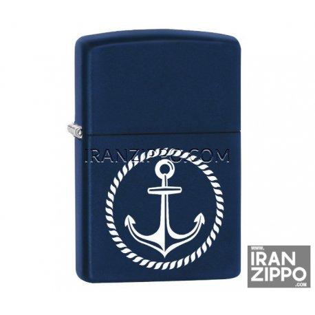 Zippo 29692 | USA | Nautical Navy Blue