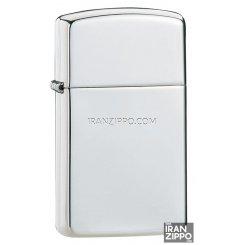 Zippo 1500 | Silver | Slim
